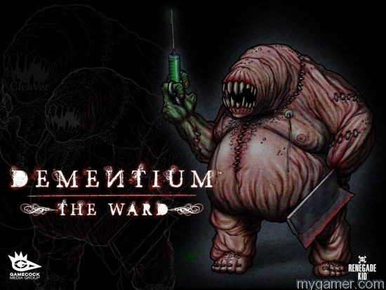 dementium the ward ds review Dementium The Ward DS Review Dementium Banner