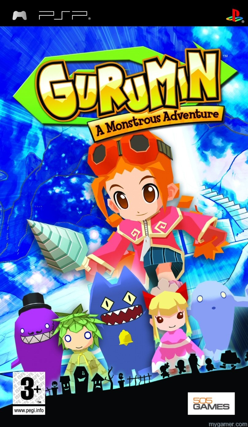 Gurumin Drops in Price on PSN Gurumin Drops in Price on PSN Gurumin Box