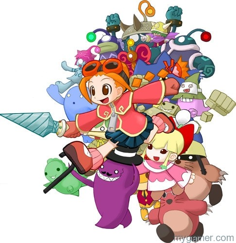 Gurumin: A Monstrous Adventure PSP Review Gurumin: A Monstrous Adventure PSP Review guruminart01