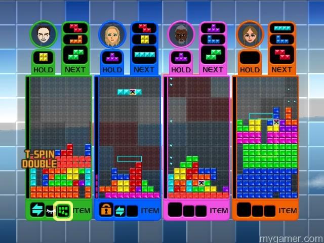 Tetris Party4