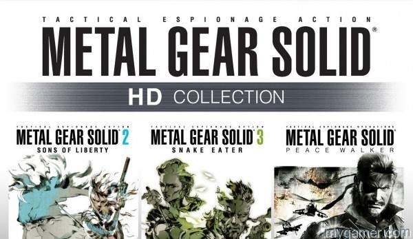 Metal Gear Solid HD Collection PS3 Review Metal Gear Solid HD Collection (PS3) Review MGS HD Collection