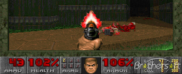 Doom (XBLA) Review Doom (XBLA) Review DoomOriginal