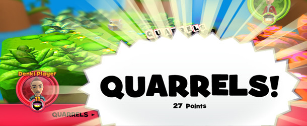 Quarrel (XBLA) Review Quarrel (XBLA) Review Quarrle11