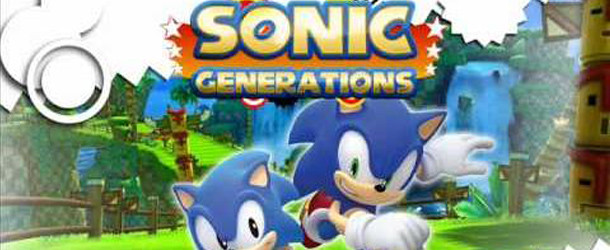 Sonic Generations (3DS) Review Sonic Generations (3DS) Review SonicGenerations