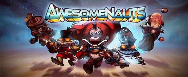 Awesomenauts (XBLA) Review Awesomenauts (XBLA) Review AwesomeNauts1