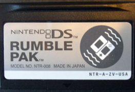 Forgotten Relics, DS Rumble Pak FORGOTTEN RELICS – DS Rumble Pak DS Rumble Pak 263x180