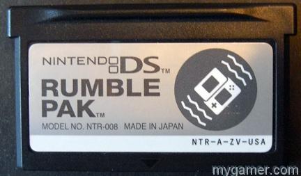 Forgotten Relics, DS Rumble Pak FORGOTTEN RELICS – DS Rumble Pak DS Rumble Pak