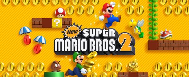 New Super Mario Bros. 2 (3DS) Review New Super Mario Bros. 2 (3DS) Review NewSuperMarioBros2