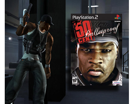 Music DVD with Preorders of 50 Cent: Bulletproof Music DVD with Preorders of 50 Cent: Bulletproof 1154plasticpsyche