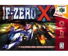 F-Zero X F-Zero X 151336