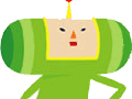 Katamari Rolls Off Into The Sunset Katamari Rolls Off Into The Sunset 1618plasticpsyche