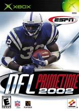 ESPN NFL Primetime 2002 ESPN NFL Primetime 2002 212645