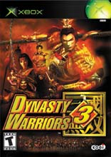 Dynasty Warriors 3 Dynasty Warriors 3 223829
