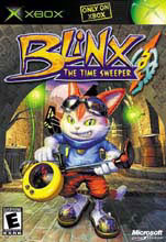 Blinx: The Time Sweeper Blinx: The Time Sweeper 224067Mistermostyn
