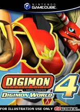 Digimon World 4 Digimon World 4 234850 mock