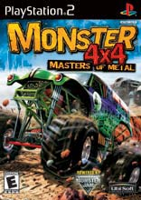 Monster 4x4: Masters of Metal Monster 4×4: Masters of Metal 236427