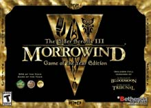 Morrowind: Game of the Year Edition Morrowind: Game of the Year Edition 239339