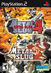 Metal Slug 4 & 5 Metal Slug 4 & 5 242311CyberData2
