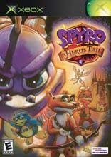 Spyro: A Hero's Tail Spyro: A Hero's Tail 243260