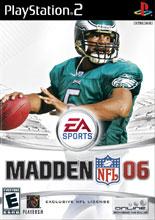 Madden NFL 2006 Madden NFL 2006 245119JonnyLaw