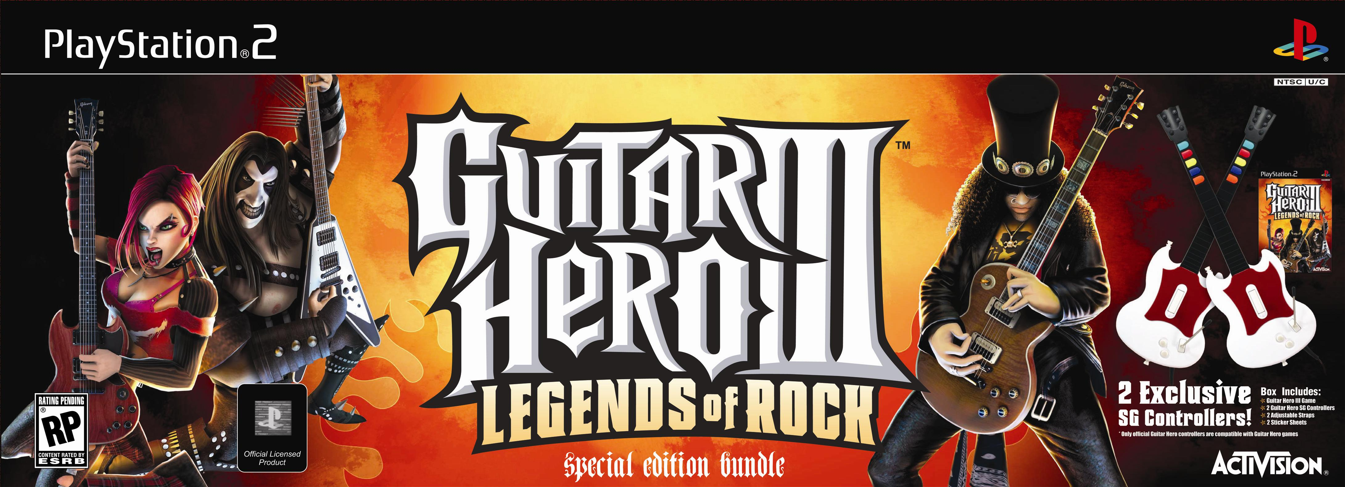 Target To Sell Exclusive Guitar Hero III Bundle Target To Sell Exclusive Guitar Hero III Bundle 2652SquallSnake7