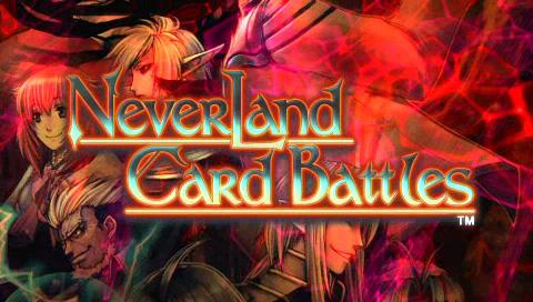 Neverland Card Battles Coming to PSP Neverland Card Battles Coming to PSP 3036SquallSnake7