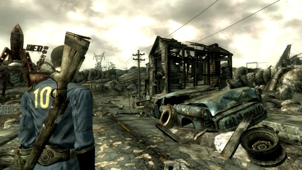 Fallout 3 Dated Fallout 3 Dated 3048SquallSnake7