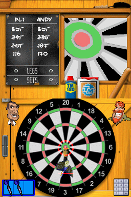 Touch Darts Hits DS Touch Darts Hits DS 3067SquallSnake7