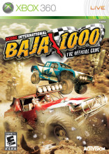 Activision Releases Next Baja Game Activision Releases Next Baja Game 3135SquallSnake7