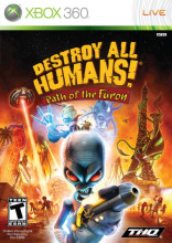 New Destroy All Humans Lands on 360 and PS3 For Holidays New Destroy All Humans Lands on 360 and PS3 For Holidays 3142SquallSnake7