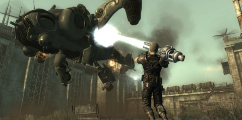 Fallout 3: Broken Steel Dated Fallout 3: Broken Steel Dated 3254SquallSnake7