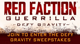 Win Prizes with Red Faction Win Prizes with Red Faction 3265SquallSnake7