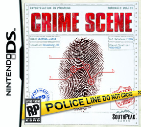 DS Turns Into A Crime Scene DS Turns Into A Crime Scene 3415SquallSnake7