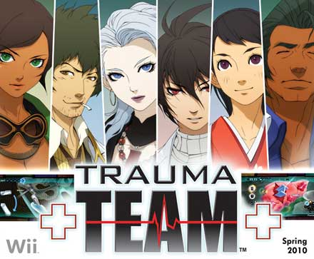 Meet The Doctors of Trauma Team Wii Meet The Doctors of Trauma Team Wii 3536SquallSnake7