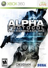 Alpha Protocol Goes Gold Alpha Protocol Goes Gold 3703SquallSnake7
