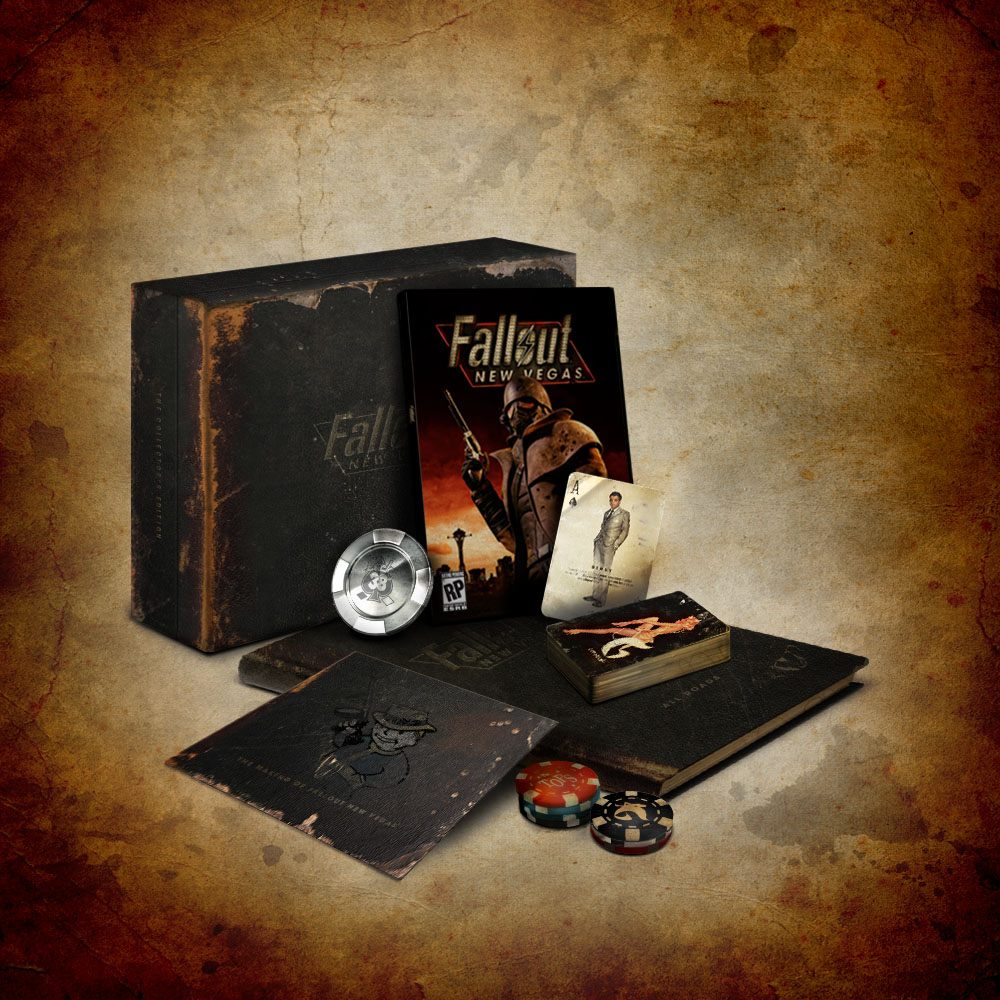 Fallout: New Vegas Collector's Edition Announced Fallout: New Vegas Collector's Edition Announced 3710SquallSnake7