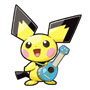 New Pokemon Ranger Destroys All Previous Notions of Pokemon with Ukelele Pichu New Pokemon Ranger Destroys All Previous Notions of Pokemon with Ukelele Pichu 3758Meggo the Eggo