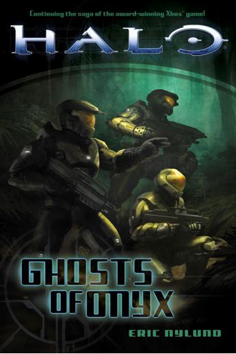 More Halo Books Announced More Halo Books Announced 3795SquallSnake7