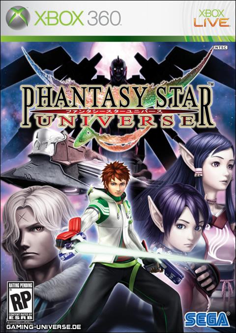 Phantasy Star Universe Gets DLC Phantasy Star Universe Gets DLC 3797SquallSnake7