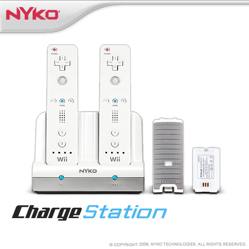 Nyko Charge Station Wii Review Nyko Charge Station Wii Review 382SquallSnake7
