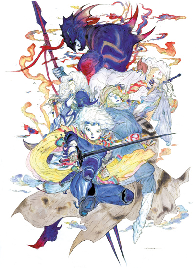 New FFIV: Complete Collection Screens New FFIV: Complete Collection Screens 3976SquallSnake7