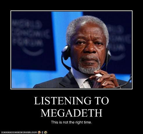 Megadeth and Konami Team up for NeverDead Megadeth and Konami Team up for NeverDead 4069SquallSnake7