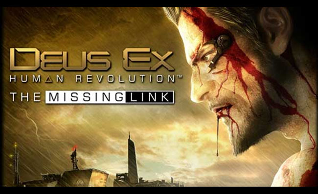 Deus Ex DLC Missing Link Available Now Deus Ex DLC Missing Link Available Now 4167SquallSnake7