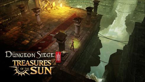 Dungeon Siege III Gets New Treasure Dungeon Siege III Gets New Treasure 4172SquallSnake7