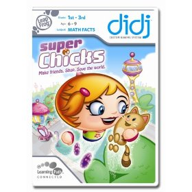 Leapster - DIDJ Super Chicks Review Leapster – DIDJ Super Chicks Review 435SquallSnake7
