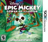 Epic Mickey 3DS Will Have an Aladdin Level Epic Mickey 3DS Will Have an Aladdin Level 4369SquallSnake7