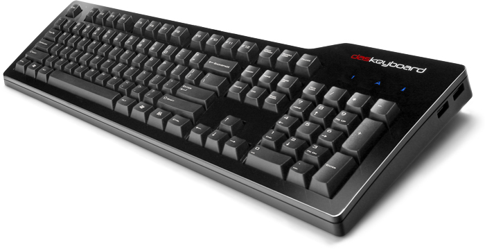 Das Keyboard - Model S Professional Silent Review Das Keyboard – Model S Professional Silent Review 496SquallSnake7