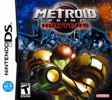 Metroid Prime: Hunters Metroid Prime: Hunters 520630SquallSnake7