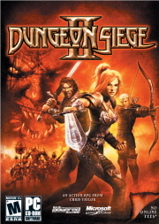 Dungeon Siege II Dungeon Siege II 550582Huddy