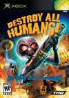 Destroy All Humans! Destroy All Humans! 551045CyberData2